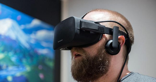 Oculus Rift fırtınası başlıyor!