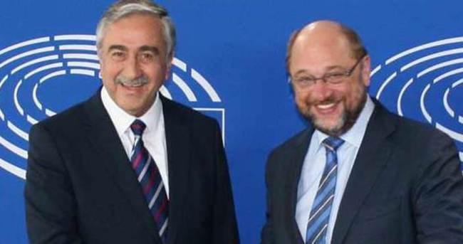AP Başkanı Schulz KKTC'ye gidecek