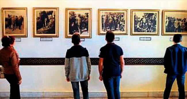 Tarihe ışık tutan müze