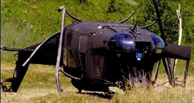 Cezayir'de helikopter kazası: 12 asker öldü