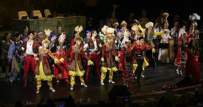 BM'de nevruz konseri düzenlendi