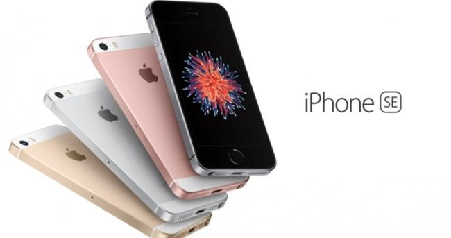 iPhone SE Türkiye'de Satışa Sunuldu