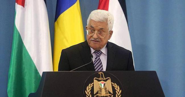 Abbas: Uluslararası bir konferans düzenleme çalışması yapıyoruz