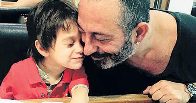 Cem Yılmaz'dan oğlu Kemal'i sevindiren sürpriz