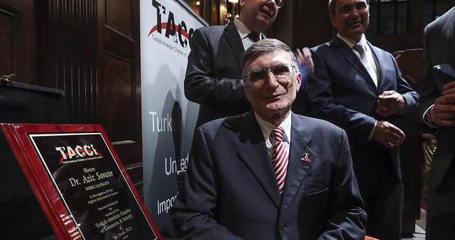 Nobel Ödüllü Sancar'dan Türk gençlerine tavsiye