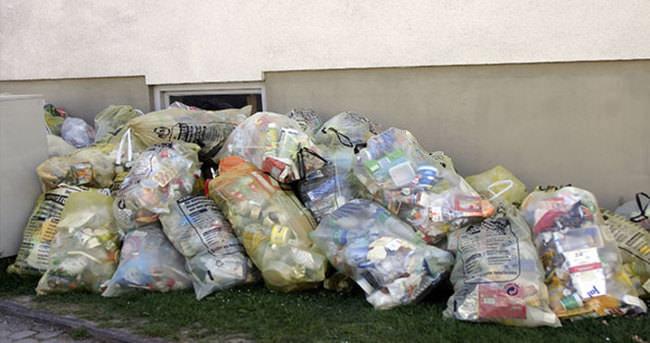 Avrupa'nın çöp şampiyonu Almanya