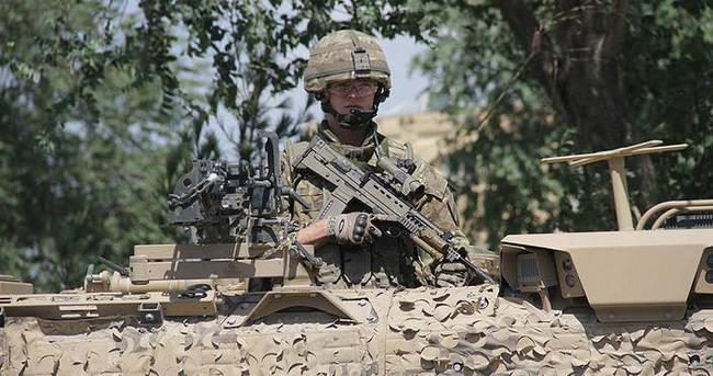 Afganistan'da ABD üssüne yaklaşan çocuk vurularak öldürüldü