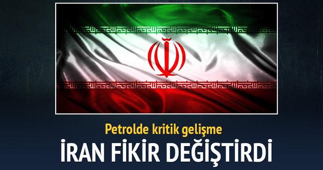 Petrolde kritik gelişme! İran fikir değiştirdi