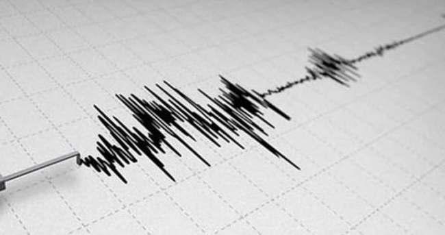 Kaş'ta 3.6 büyüklüğünde deprem