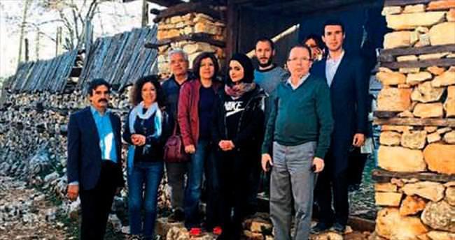Antalya'nın ilk korku filmi çekildi