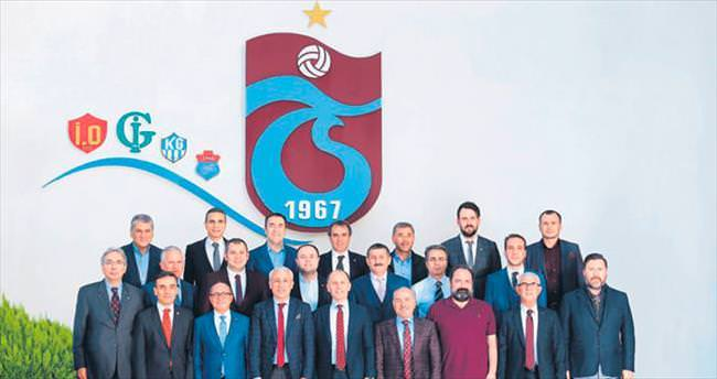 UEFA'ya CV'li tanıtım