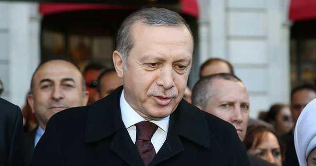 Erdoğan düşünce kuruluşu temsilcileriyle bir araya geldi