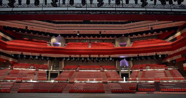 Türkiye'nin en büyük kongre merkezi Antalya'da