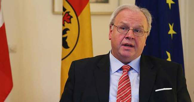 Alman Büyükelçi Dışişleri'ne çağrıldı