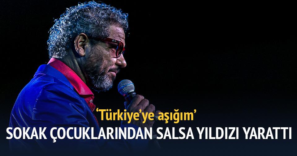 Türkiye aşığı dans kaşifi