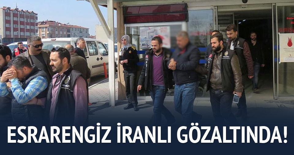 Esrarengiz İranlı çatışmada ortaya çıktı