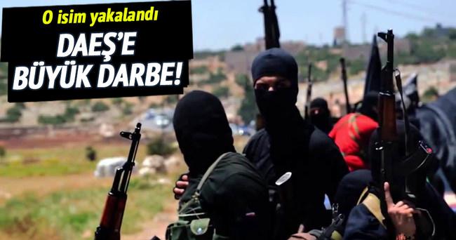 Kerkük'te üst düzey DAEŞ militanı yakalandı