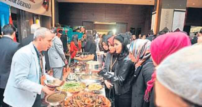 Kahramanmaraş yemekleri İstanbul'da