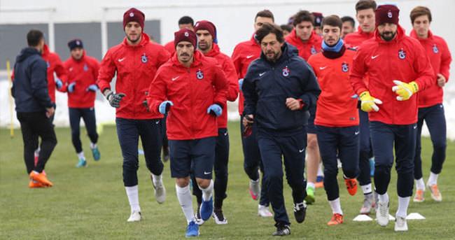 Trabzonspor seri peşinde
