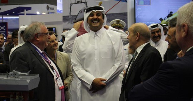 Katar'la 41 milyon Euro'luk anlaşma