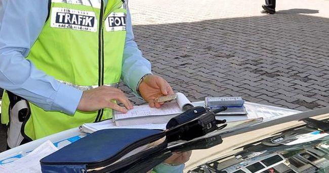 Trafik cezası sorgulama işlemleri