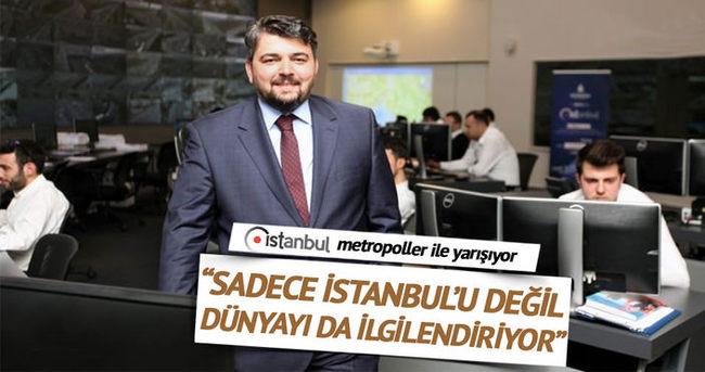 'Nokta İstanbul' metropoller ile yarışıyor