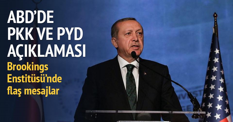 PKK neyse PYD de odur