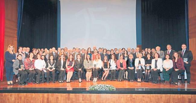 Yaşar'da 15. yıl gururu