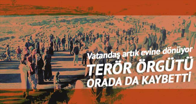 Terör Şırnak'ta kaybetti İdil eve dönüyor