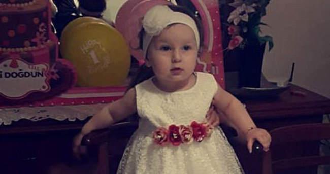 Üzerine televizyon düşen bebek hayatını kaybetti
