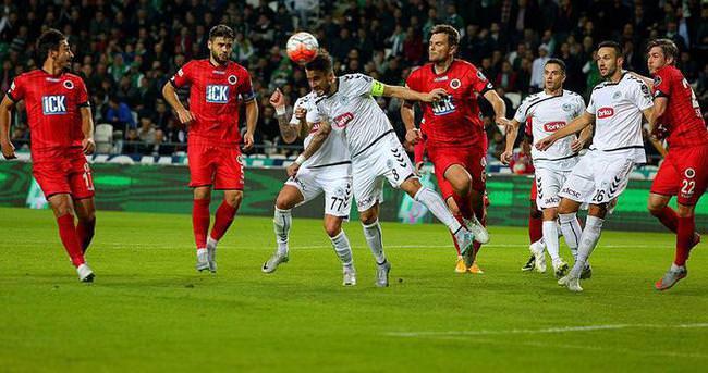 Gençlerbirliği, Torku Konyaspor'u ağırlayacak