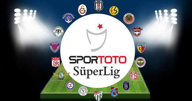 Süper Lig'de 27. hafta heyecanı başlıyor