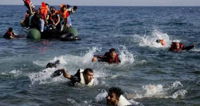 Yunan adalarını geçmeye çalışan 27 Afgan yakalandı