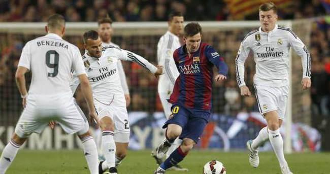 Messi, El Clasicoda 500. golünü arıyor