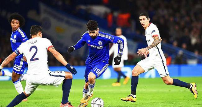 Costa'ya 1 maç ceza