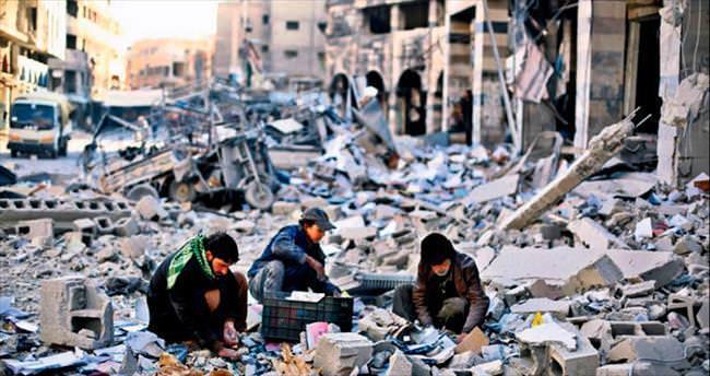 Fransa: Suriye rejimi ateşkesi deldi