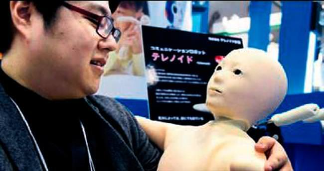 AA'dan robotlu 1 Nisan şakası