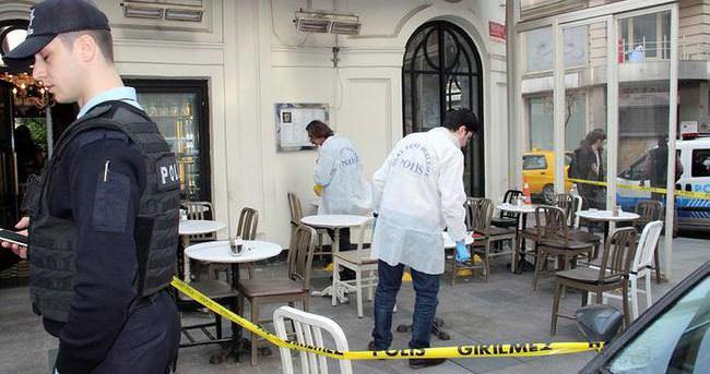 Nişantaşı'ndaki ünlü kafede saldırıda 5 gözaltı