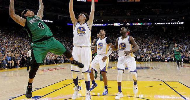 Warriors'ın rekor serisini Celtics sonlandırdı