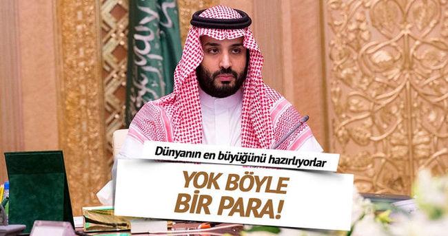 S. Arabistan dünyanın en büyük fonunu hazırlıyor