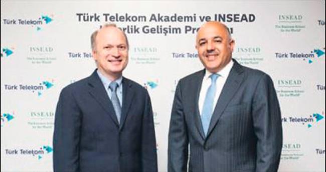 Değişimin liderlerini Telekom yetiştirecek