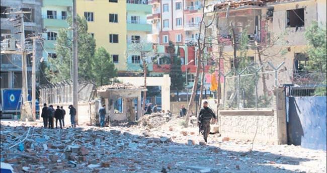 Patlamanın şiddeti gün ağarınca ortaya çıktı