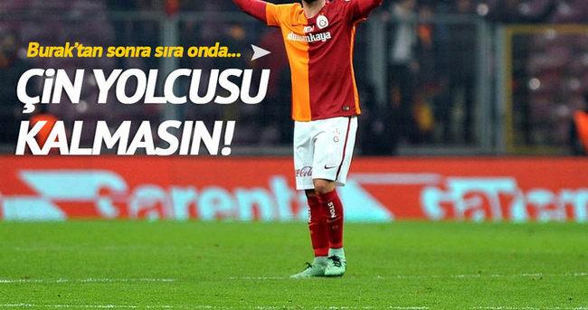 Sneijder Çin yolcusu!