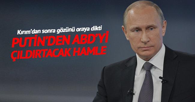 Putin'den ABD'yi çıldırtacak hamle