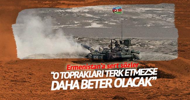 Paşayeva: Karabağ'dan çıkmazsa daha beter olacak