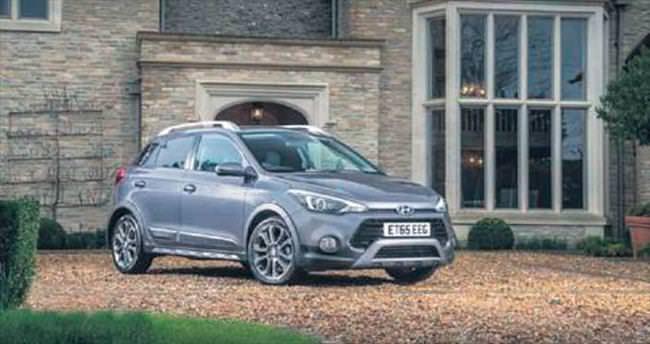 Hyundai i20 ailesine yeni üye