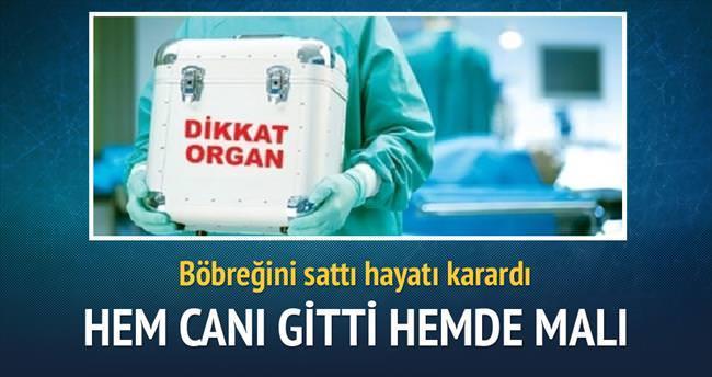 'Organ ticareti şikâyet gerektirmez'