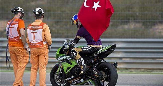 Kenan Sofuoğlu, İspanya'yı fethetti!