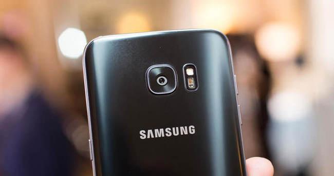 Samsung Galaxy S7'de hata mı var?