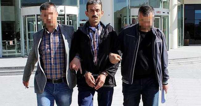 Katil koca tutuklandı